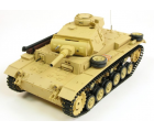 Char panzer tiger III sable t 1/16 statique