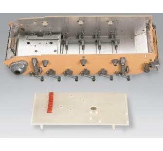 Banque Line 138/catahoula # 36/de Fabrication en nylon tress/é goudronn/ée Ficelle 320/kg R/ésistance /à la traction