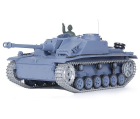 RC tank sturmgeschutz III ausf FULL METAL!! Heng Long