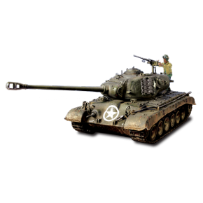 US M26 Pershing Allemagne 1/32e Forces Of Valor 80016 - FOV-80016