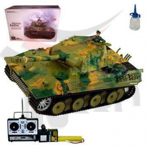 Char Panzer Panther son et fumee 1:16 (3819-1)
