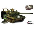 Tank US M26 Pershing 1/24 RC Force of Valor