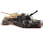 Char Abrams M1A2 1/16 RTR Camouflage vert