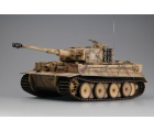 TIGER 1 combat infrarouge RC TORRO 1/16e Beige