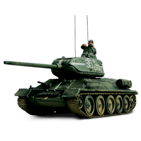 Char Russian T34/85 - Force Of Valor - 85618
