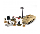 Char US M113A3 Armoured Personnel Carrier + soldats - Bravo Team - BRA-78313