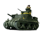 Char US M3 Lee + soldat - Force Of Valor - UNI-81311