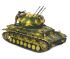 Char German Flakpanzer IV Wirbelwind + soldats - Force Of Valor - UNI-80227