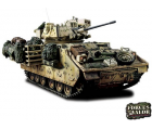 Char US M3A2 Bradley + soldat - Force Of Valor - UNI-80202