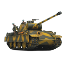Char German Panther Ausf. G + soldats - Force Of Valor - UNI-80226