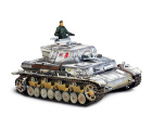 Char German Panzer IV Ausf. F + soldat - Force Of Valor - UNI-80317