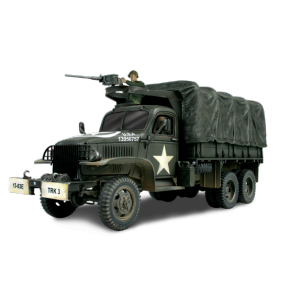 US 21/2 Ton Cargo Truck + soldats - Force Of Valor - UNI-80055