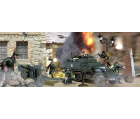 US M3A1 Half-Track + Howitzer set - Force Of Valor - UNI-85048