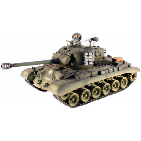 CHAR RC 2,4GHZ 1/16 M26 SNOW LEOPARD METAL (BRUIT/FUMEE)