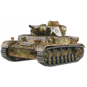 CHAR RC2.4GHZ 1/16 PANTHER IV AUSF.F1 METAL + (BRUIT/FUMEE)